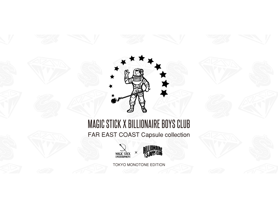 993b1a52f52 MAGIC STICK x Billionaire Boys Club FAR EAST CAPSULE COLLECTION