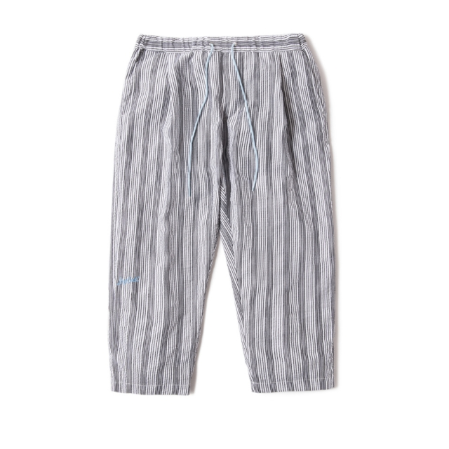 2eb03a750bb5 SEER SUCKER CROPPED EASY TROUSERS│MAGIC STICK ENTERTAINMENT